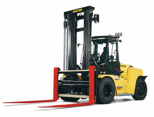 Hyster Wins Two Awards for Industrial Truck Design