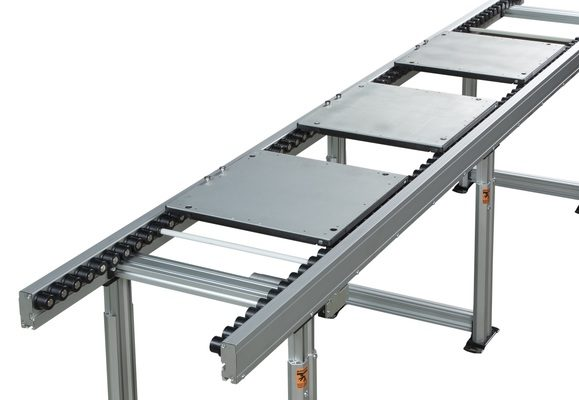 New Edge Roller Technology (ERT™ 250) Conveyor from Dorner Provides Zone Control