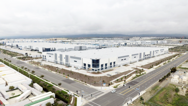 Dermody Properties Announces Completion of LogistiCenter℠ at Rialto I