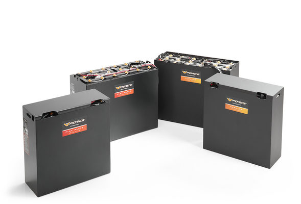 Crown Equipment Expands V-Force Battery Line