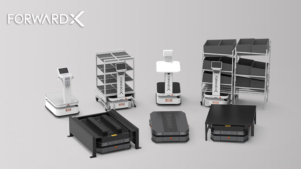 ForwardX Robotics Introduces Robots-as-a-Service for Automation Solutions