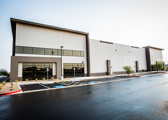 CBRE Announces $13.9 Million Sale of PSi Commerce Center Phase I in Las Vegas