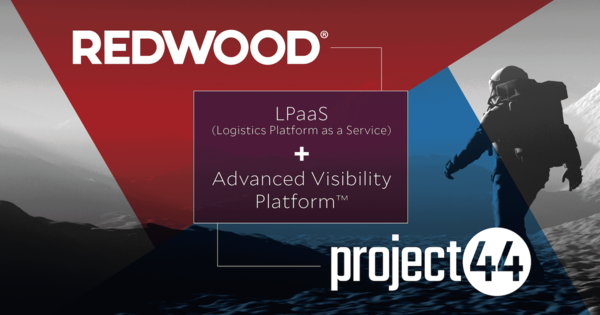 Redwood Logistics and project44 launch joint offering, providing integration expertise and best-in-c