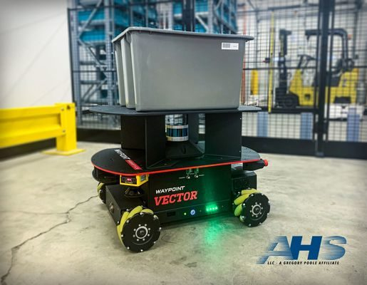 Waypoint Robotics & AHS Announce Integrator Partnership