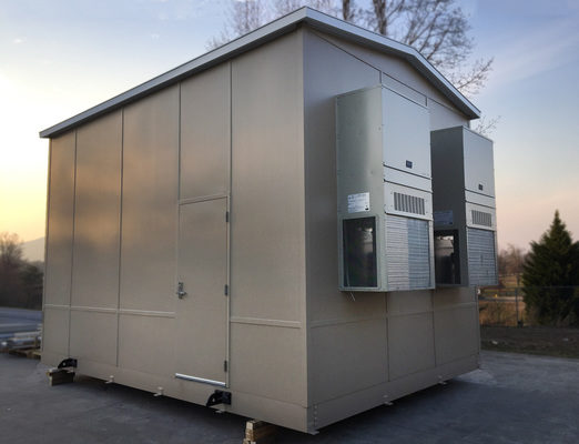 Panel Built's MCC Buildings Offer a Prefabricated, Quick Solution for Motor Control Centers