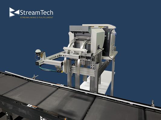 StreamTech Awarded Patent for FoldSerter Intelligent Pack Slip Print Fold Inserter