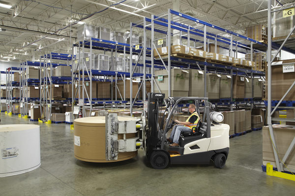 Crown Equipment Updates C-G Series IC Lift Trucks for Heavy Lifting, Increased Maneuverability