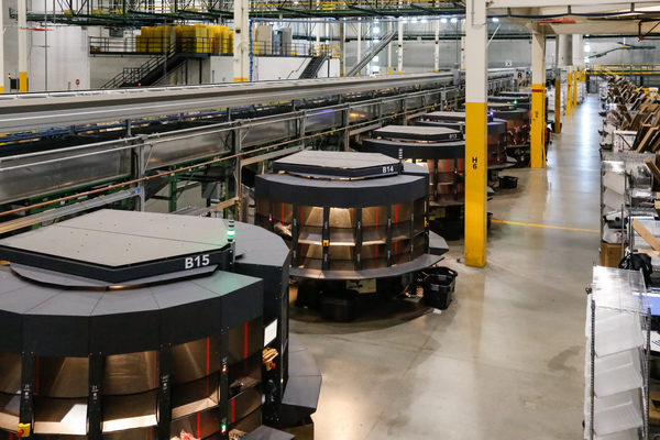 Gap Inc. Triples Fleet of Kindred SORT AI-powered Robots to More than 100 Systems in 2020