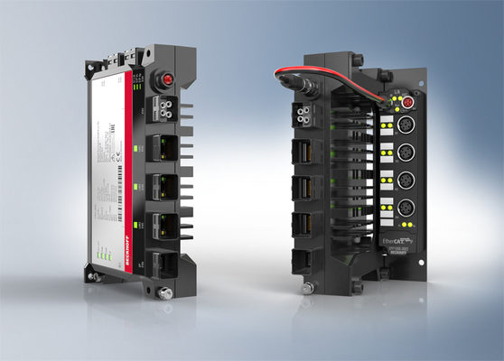 Beckhoff C7015 Industrial PC Provides IP65/67 Rating in Compact Form Factor