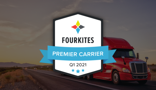 FourKites' Q1 2021 Premier Carrier List Advances Supply Chain Sustainability Initiatives