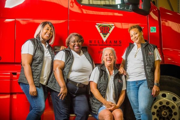 """BR Williams Named 2020 """"Top Company for Women to Work for in Transportation"""""""