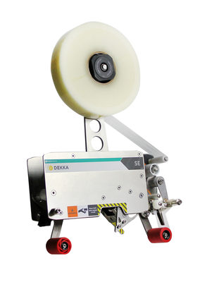 The New DEKKA SE V3 Stainless Steel Tape Head Designed to Meet Diverse Packaging Applications