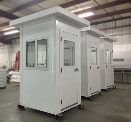 Panel Built, Inc. Offers In-Stock Guard Booths for Quick Security Solutions