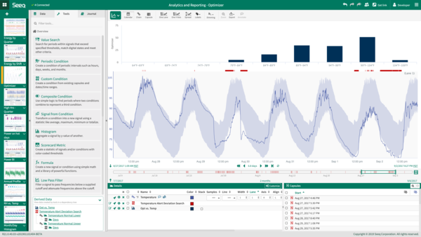 Seeq Expands Machine Learning Features for Process Engineering and Data Science Integration