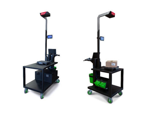 New Mobile Dimensioning System from Rice Lake: iDimension® Plus Mobile
