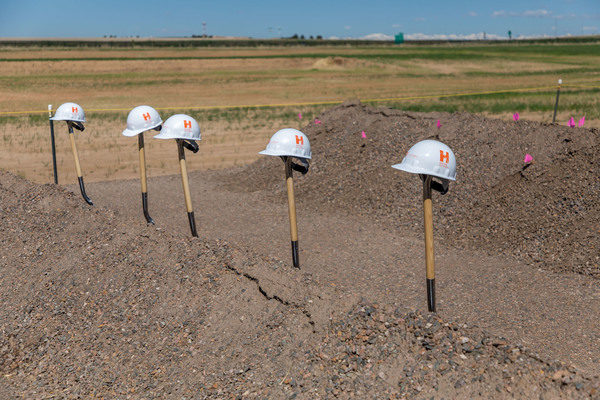 HighPoint Elevated Breaks Ground on First Spec Building Near DIA