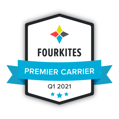 Backhaul Direct LLC Selected for FourKites' Q1 2021 Premier Carrier List