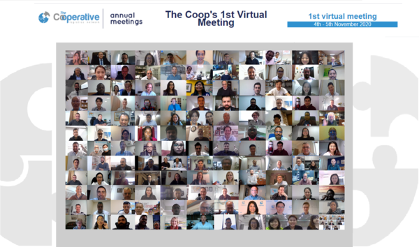 Over 130 freight forwarders from all around the world met on the cloud at the First Virtual Event