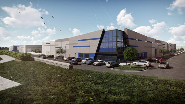 283,500 SF Prelease Kickstarts 1.15 MSF Class A Pecos Logistics Park Project in Central Denver