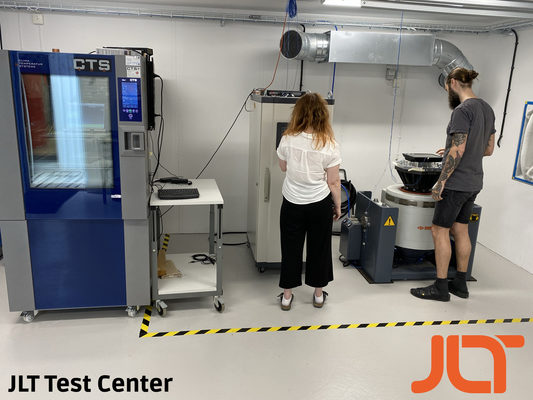 JLT Mobile Computers proudly presents its brand-new JLT Test Center