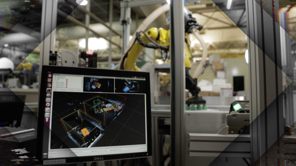 FANUC AMERICA AND PLUS ONE ROBOTICS DELIVER AUTOMATION SOLUTIONS FOR FULFILLMENT