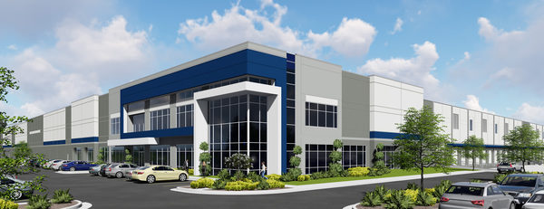 CT REALTY TO DEVELOP LARGEST SPEC INDUSTRIAL PROJECT IN JACKSONVILLE, FL