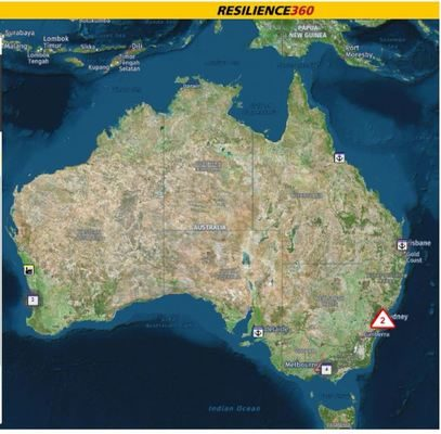 Actions at Australian Ports Cause Significant Congestion and Delays
