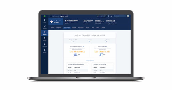 Avetta Financial Risk™ Launches, Enabling Organizations to Assess the Health of Their Supply Chain