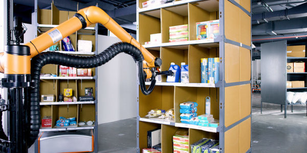 Gartner Research Reveals Growth for Smart Robots in Retail