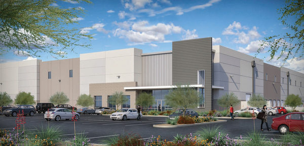 JLL land deal paves way for $150M Cactus 303 Industrial Park