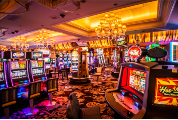 What the digitization of industries like casino gaming means for logistics