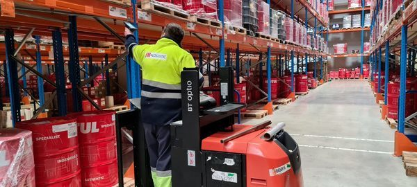 FM Logistic starts new contract with Motul in Spain