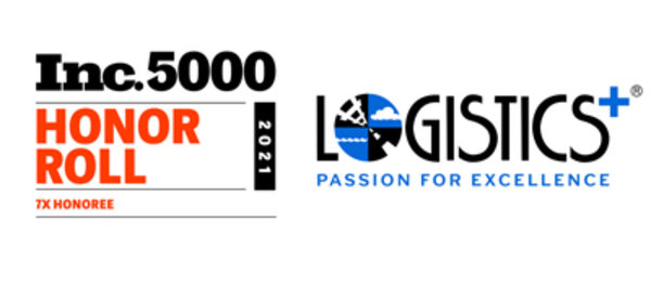 Logistics Plus is Again Named to the Inc. 5000 Annual List of Fastest-Growing Private Companies
