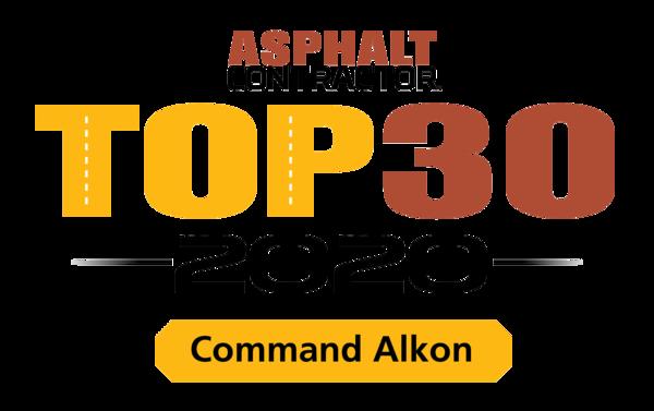 Apex Asphalt Added to the 2020 List of Top 30 Editor's Choice Award by Asphalt Contractor Magazine
