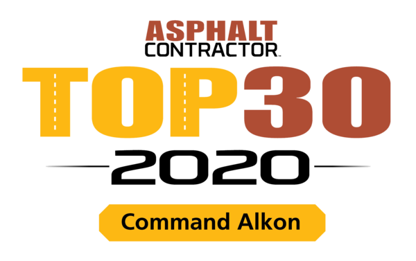 Apex Asphalt Added to the 2020 List of Top 30 Editor's Choice Award by Asphalt Contractor Magazine