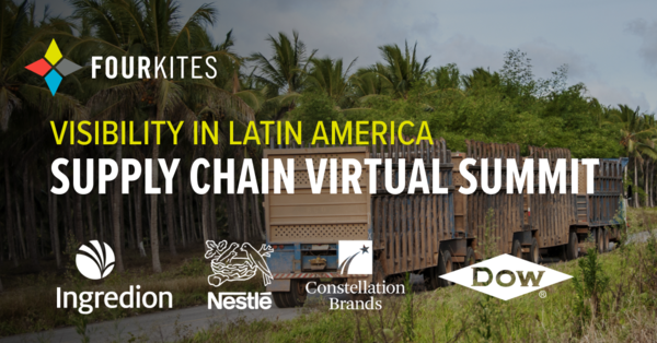 FourKites to Host First-Ever Supply Chain Visibility Conference in Latin America