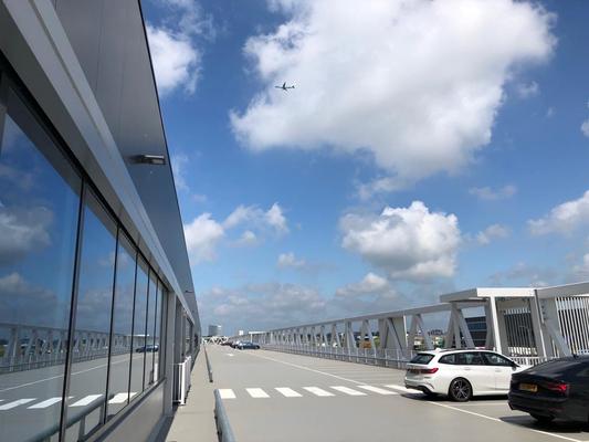 New Warehouse facility in Amsterdam for Crane Worldwide Logistics