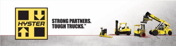 Hyster Recognized for Innovations Advancing Sustainability and Productivity