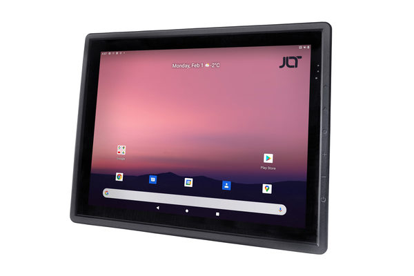 JLT opens customer pilot program for new Android 10 based rugged vehicle mount computer