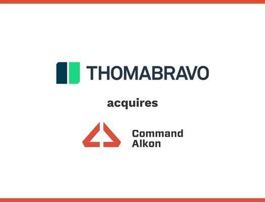 Command Alkon Announces Thoma Bravo Acquisition is Complete