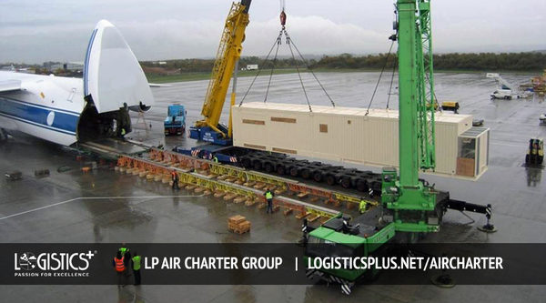 Logistics Plus Creates New Group Focused on Air Charter Solutions
