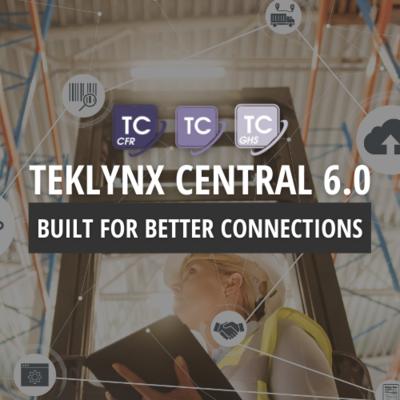 TEKLYNX International Launches Enterprise Label Management Solution TEKLYNX CENTRAL 6.0