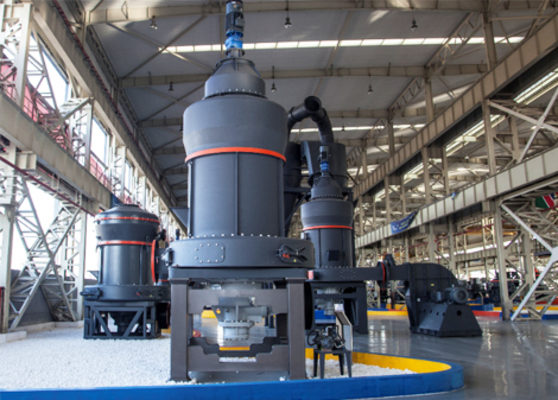 Grinding Mills for Minine Processing