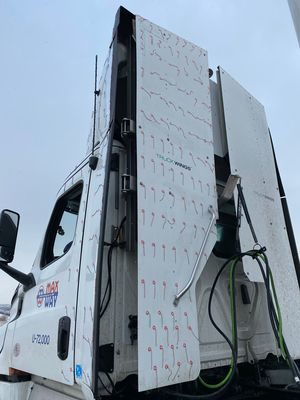 TruckLabs Announces Maxway Trucking's Successful Pilot of TruckWings Fuel Saving Technology