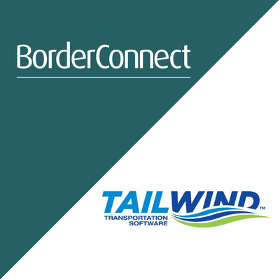 BorderConnect for ACE/ACI Integration Now Available in Tailwind TMS Software