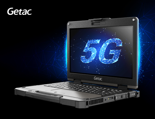 Getac B360 is the First-To-Market Certified Fully Rugged Laptop with 5G