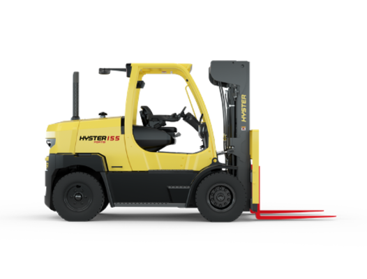 Hyster Introduces Tough Truck Designed for Maneuverability in Tight Stockyards