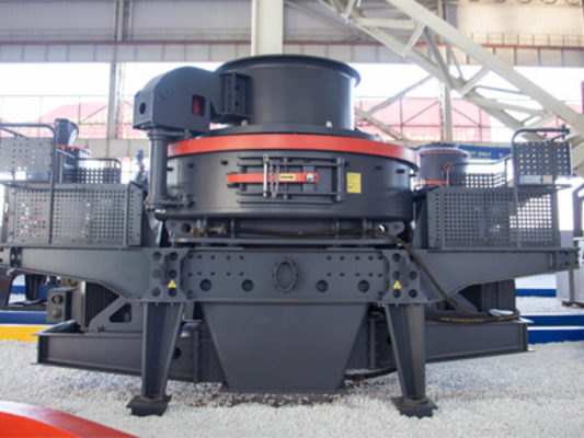 continuous innovation of sand making machine technology