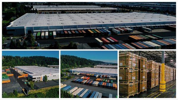 Yusen Logistics Opens New US Northwest Distribution Center.