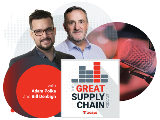 Tecsys Launches 'The Great Supply Chain Podcast' Featuring Key Insights from Industry Leaders